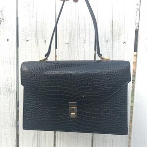 Handbags - Vintage black purse